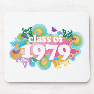 Class of 1979 mouse pad