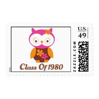 Class of 1980 Reunion Postage