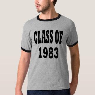 Class of 1983 shirt