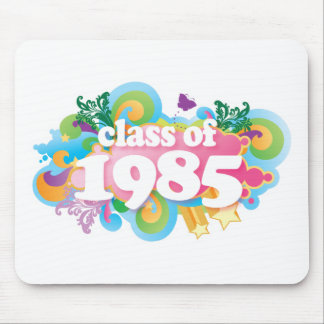 Class of 1985 mouse pad