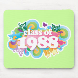 Class of 1988 mouse pad