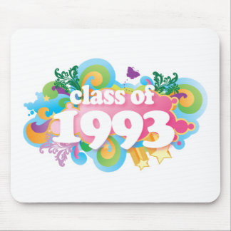 Class of 1993 mouse pads