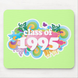 Class of 1995 mouse pad