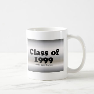 Class of 1999 10 Year Reunion Coffee Mug