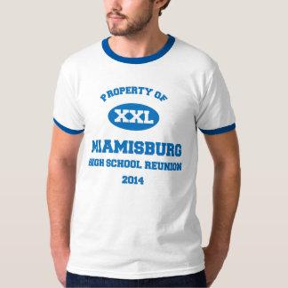 Class of 1999 Miamisburg High School Reunion T-Shirt