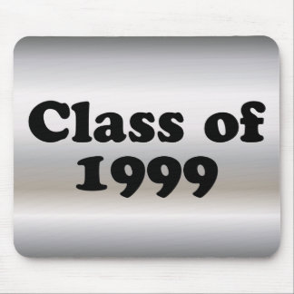 Class of 1999 mouse pad
