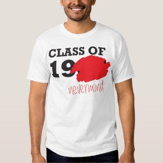 Class of 19XX Nevermind Tee Shirt