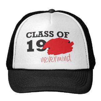 Class of 19XX Nevermind Trucker Hat
