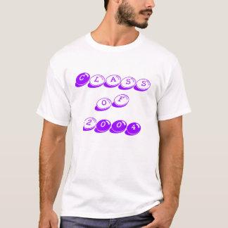 Class of 2004 Goodbye Songs T-Shirt
