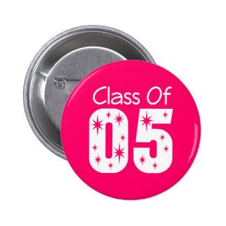 Class of 2005 Button