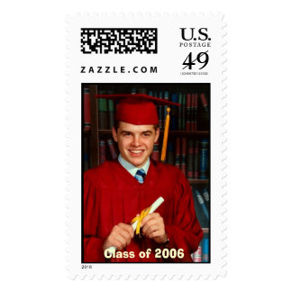 Class of 2006 postage stamps