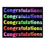 Class of 2007 Congratulations Post Card