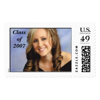 Class of 2007 postage