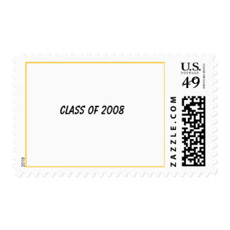 CLASS OF 2008 Postage