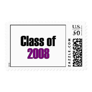 Class of 2008 Purple Postage