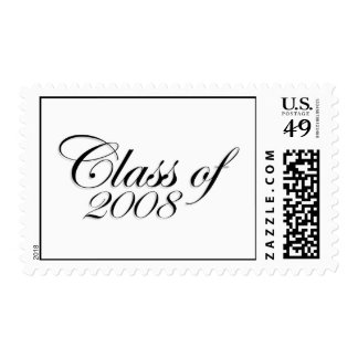 Class of 2008 stamp