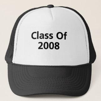 Class Of 2008 Trucker Hat