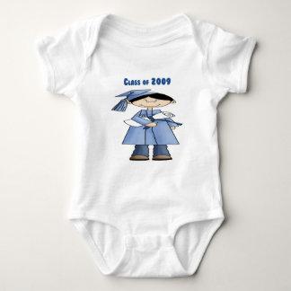 Class of 2009 boy baby bodysuit