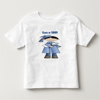 Class of 2009 boy toddler t-shirt