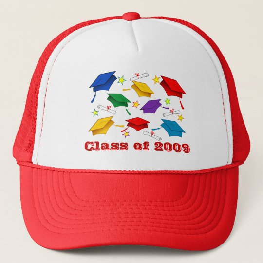 Class of 2009 Custom Baseball Cap