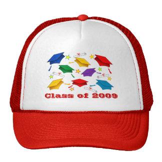 Class of 2009 Custom Baseball Cap Trucker Hats