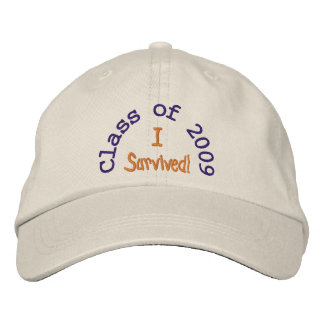 Class of 2009 Embroidered Hat