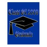 Class Of 2009 Graduate Postcards