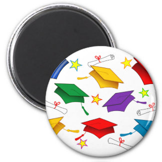 Class of 2009 Graduation Celebration 2 Inch Round Magnet