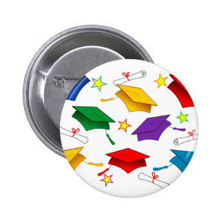 Class of 2009 Graduation Celebration Button