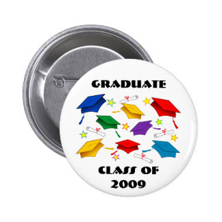 Class of 2009 Graduation Celebration Button