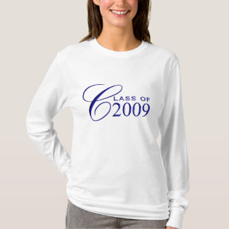 Class of 2009 Graduation Ladies Hoodie