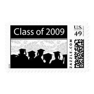 Class of 2009 Graduation Postage Stamp