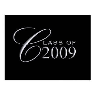 Class of 2009 Graduation Postcard