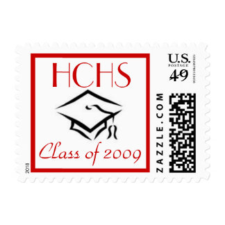 Class of 2009, HCHS Postage