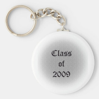 Class of 2009 Old English Keychain