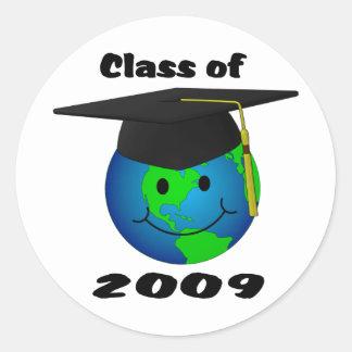 Class of 2009 Sticker