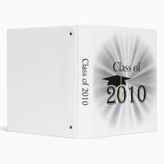 Class of 2010 3 ring binder