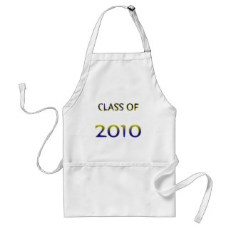 CLASS OF 2010 ADULT APRON