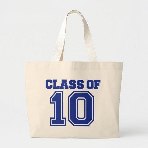 Class of 2010 bags
