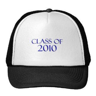 Class of 2010 - Blue & White Trucker Hat