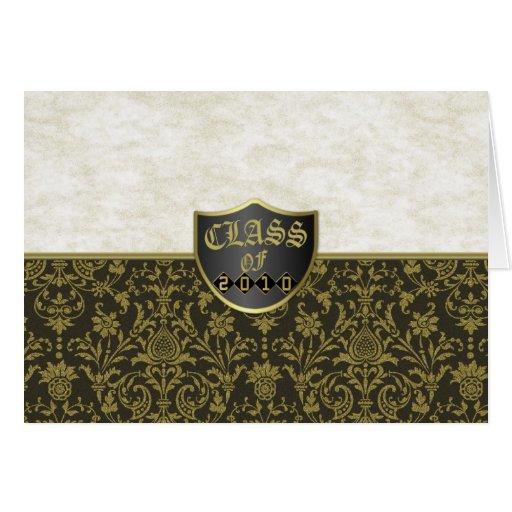 Class of 2010 Class Shield (3) Cards