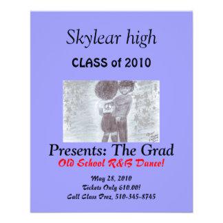 Class of 2010, Dance Flyer! Flyer