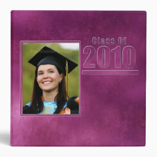 Class of 2010 Graduation 3 Ring Binder