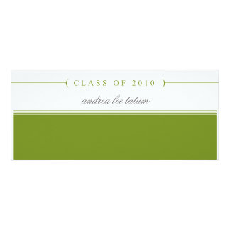 {class of 2010}  graduation invitation