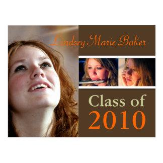Class of 2010 Graduation, photos postcards