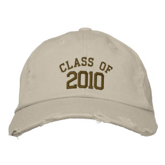 Class of 2010 Hats