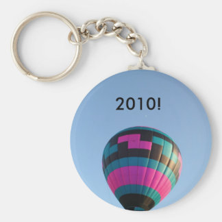 Class of 2010!  High Flying! Basic Round Button Keychain
