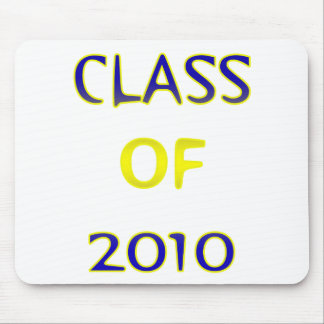 CLASS OF 2010 MOUSE PAD