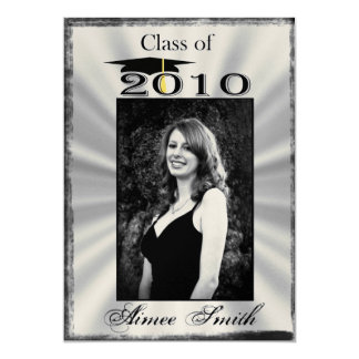 Class of 2010 Photo Invitation