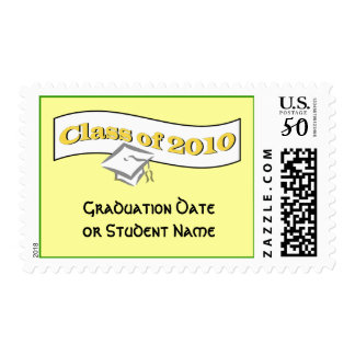 Class of 2010 Postage Stamp